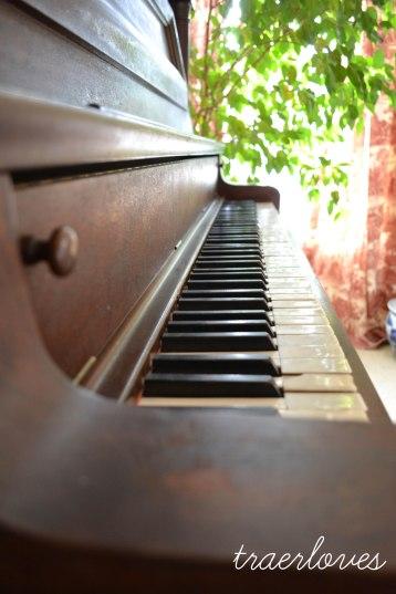 My vintage Piano